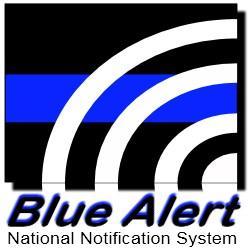 by blue alert