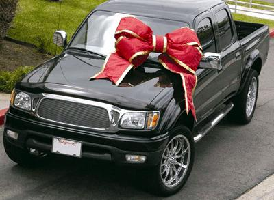 48 Inch Giant Car Bows from Large Gift Bows in Annapolis, MD 21401