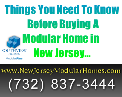 Southview homes new jersey modular homes manasquan nj for Things you need for a home