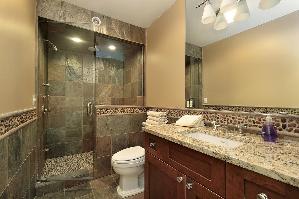 Custom Bathroom With Full Pictures For Above And Beyond Marble Granite Kitchen Bath