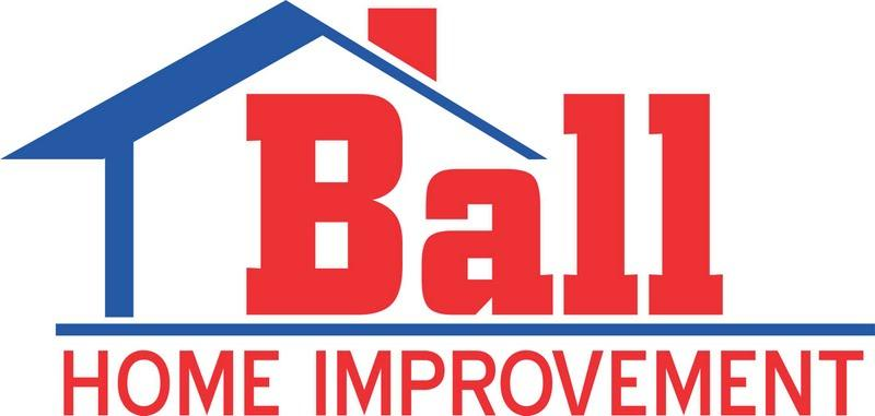 Ball home improvement lansing mi 48906 517 977 1039 for Home improvement logos images