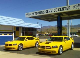 Wyoming Service Center Inc Albuquerque Nm 87111 505