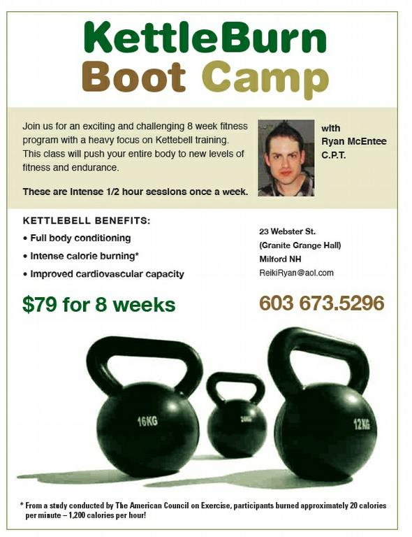 Fitness Boot Camp Flyer Template Image Collections Template Design
