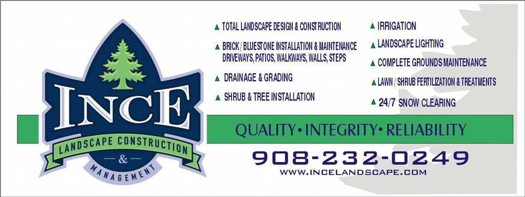 Ince Landscape Construction Management Westfield Nj 07090 908 232 0249