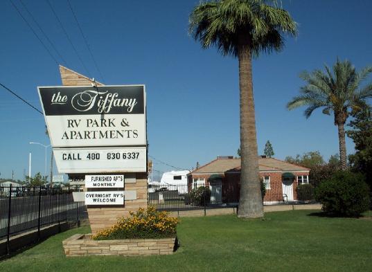 Tiffany Rv Park And Apartments