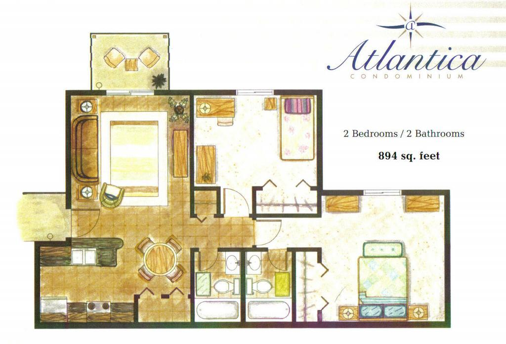 Atlantica Apartments Atlantic Beach Fl
