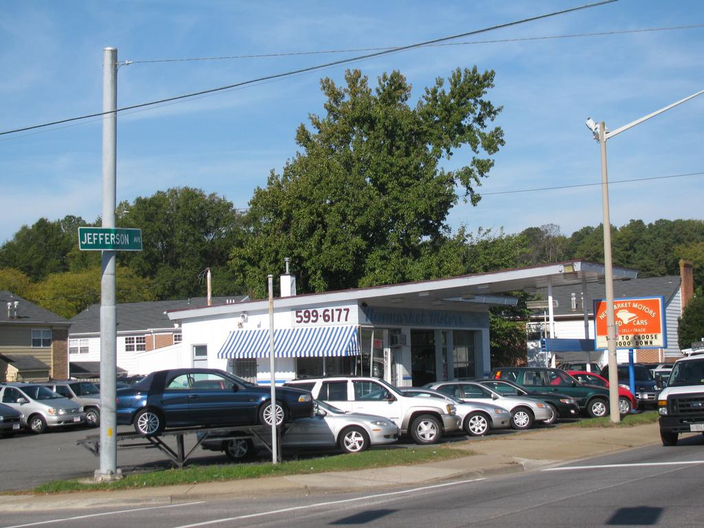 Newmarket Motors Newport News Va 23601 757 599 6177