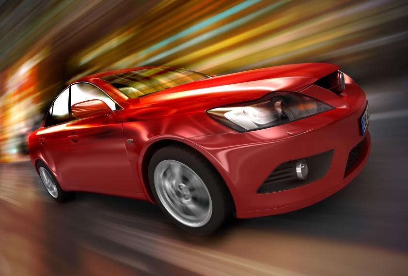 Sports Car Speeding from Boise Used Car Dealer | JFR Used Car Warehouse in Meridian, ID 83642