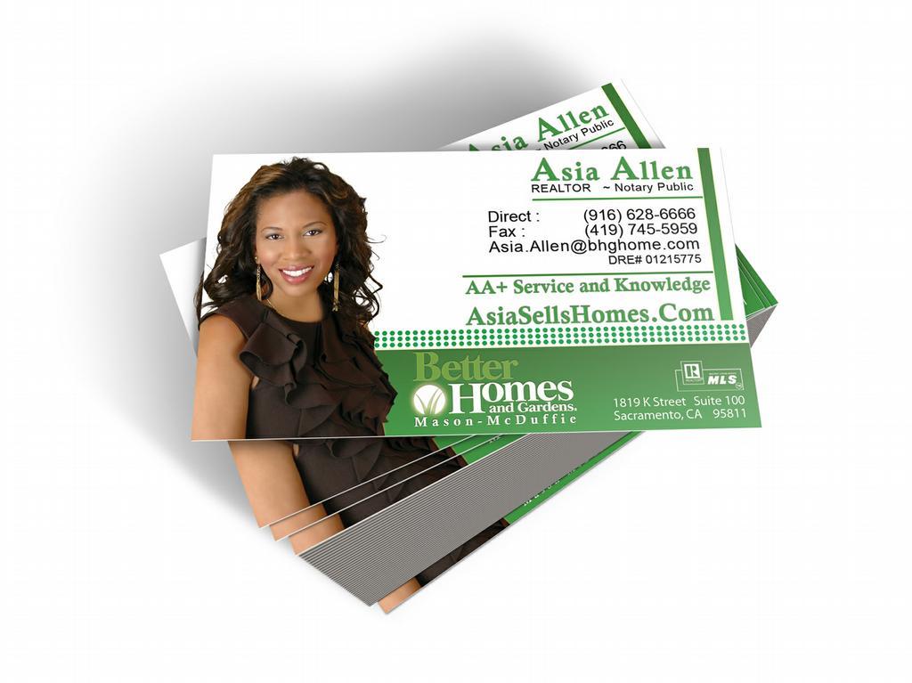 Sacramento Business Cards Custom - Sacramento CA 95818 | 916-790-5699