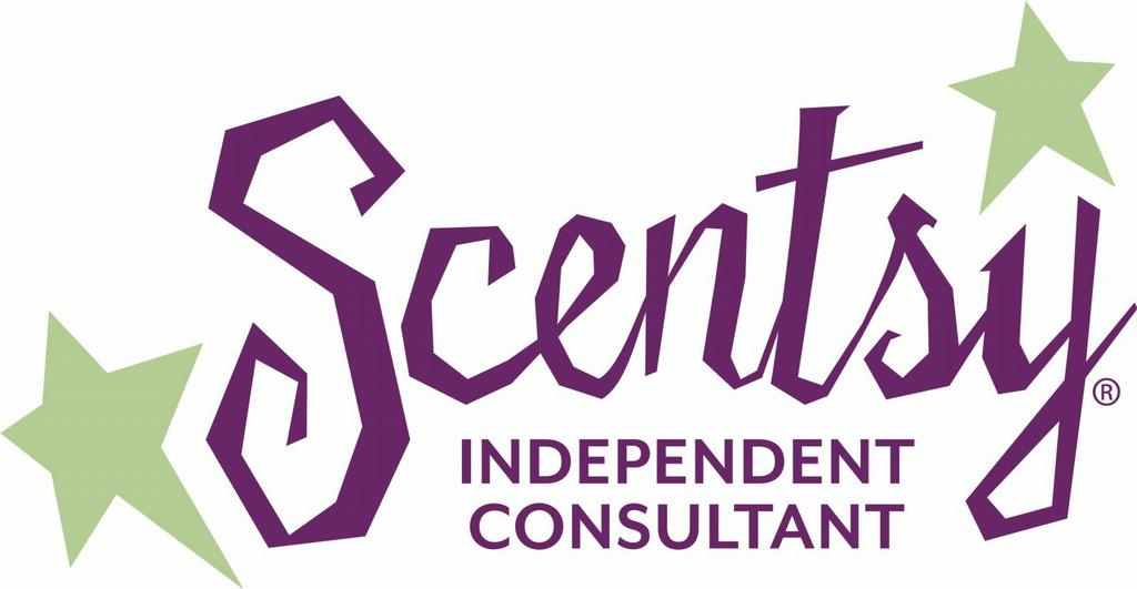Consultant brand2 0 logo from intricate scents scentsy for Brand consultant
