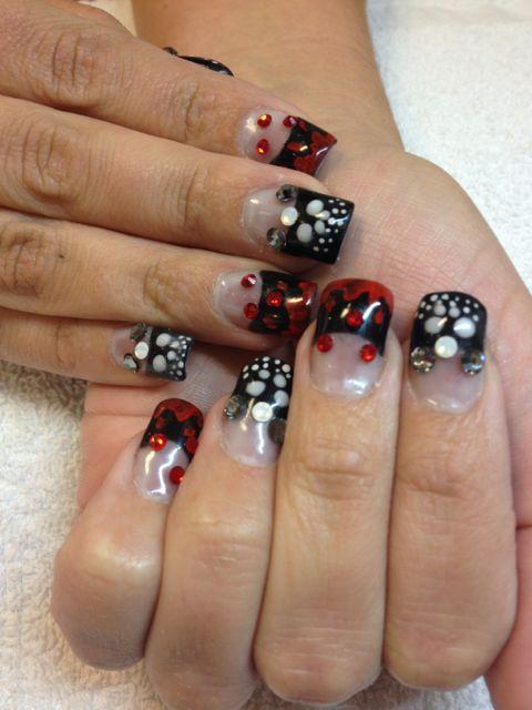 Luxury 3d Nail Art Las Vegas Gallery - Nail Paint Design Ideas ...