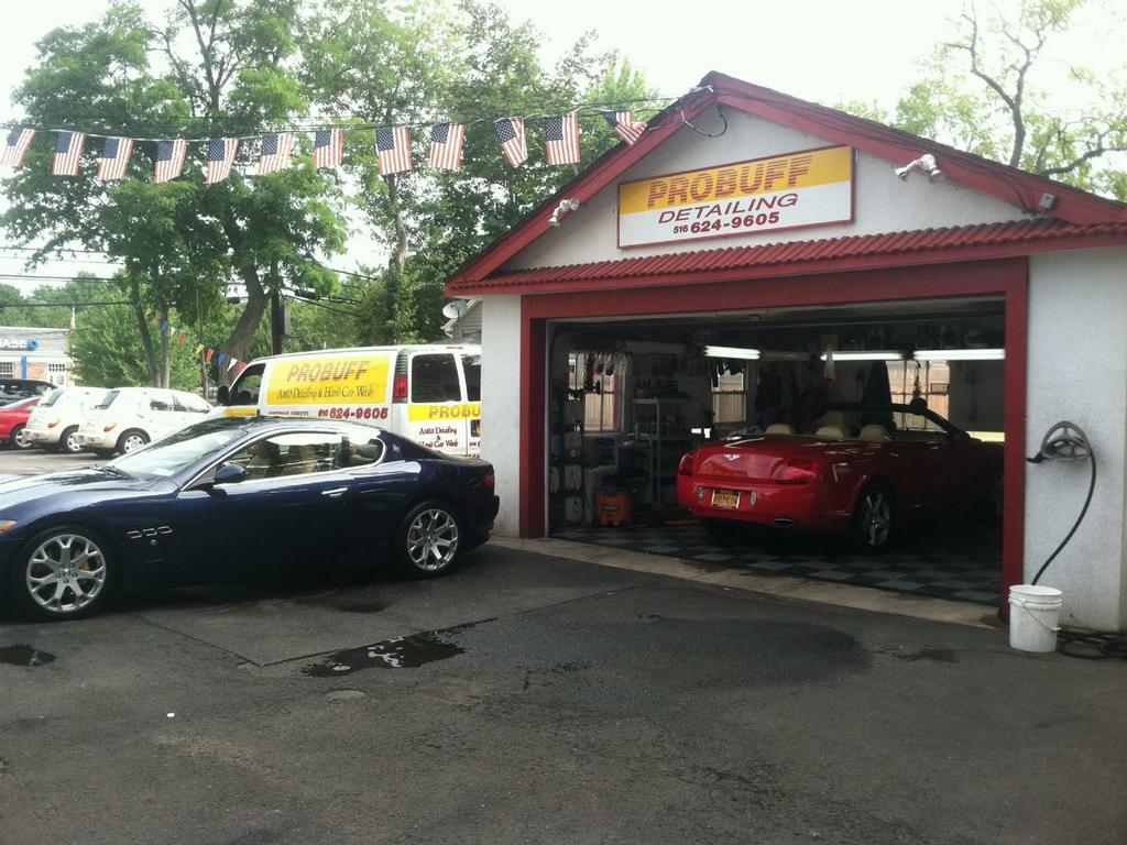 Pro-Buff Detailing - East Norwich NY 11732 : 516-624-9605