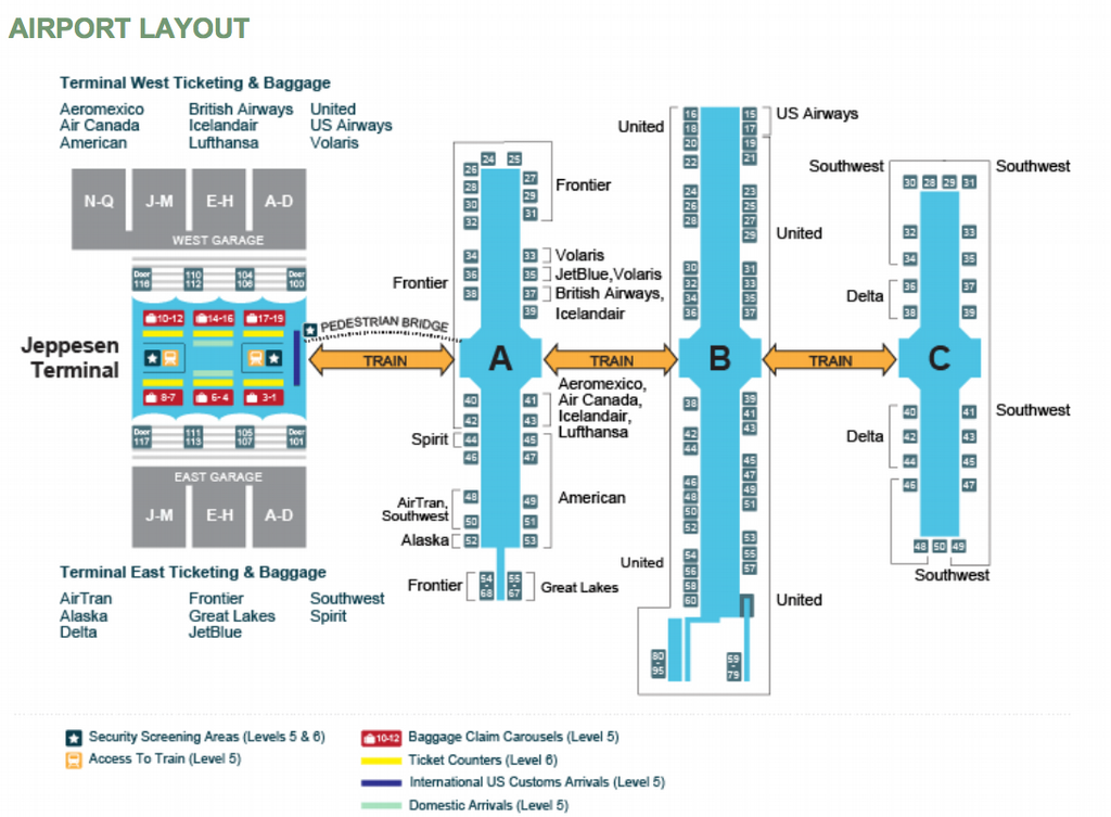 Den Parking Discount Denver International Airport Parking
