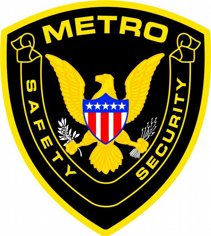 Security And Safety Logo Metro Safety And Security