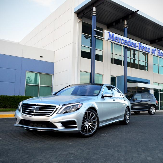 Mercedes benz north houston service coupons for Mercedes benz dealers houston