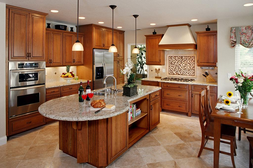 Pictures for k b design and remodeling in santee ca 92071 - Kitchen island shapes ...