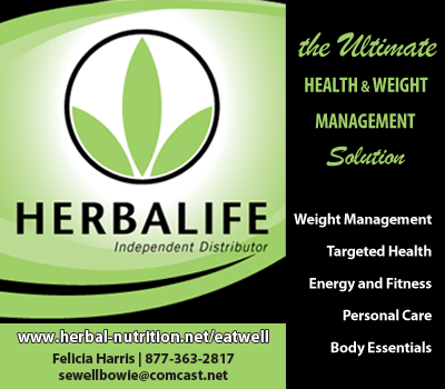 Felicia-Harris[1] from Herbalife-independent Distributor in Bowie ...