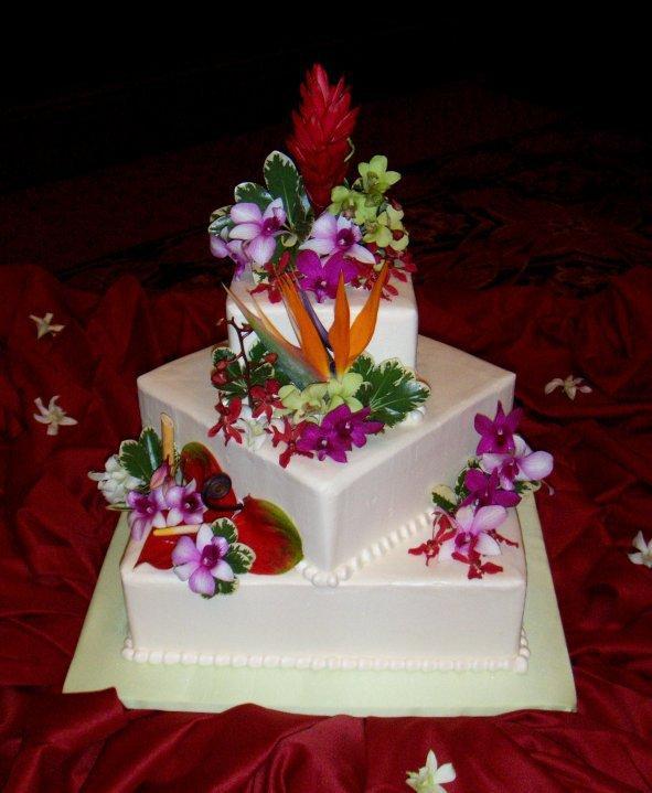 Maui Wedding Cakes Inc