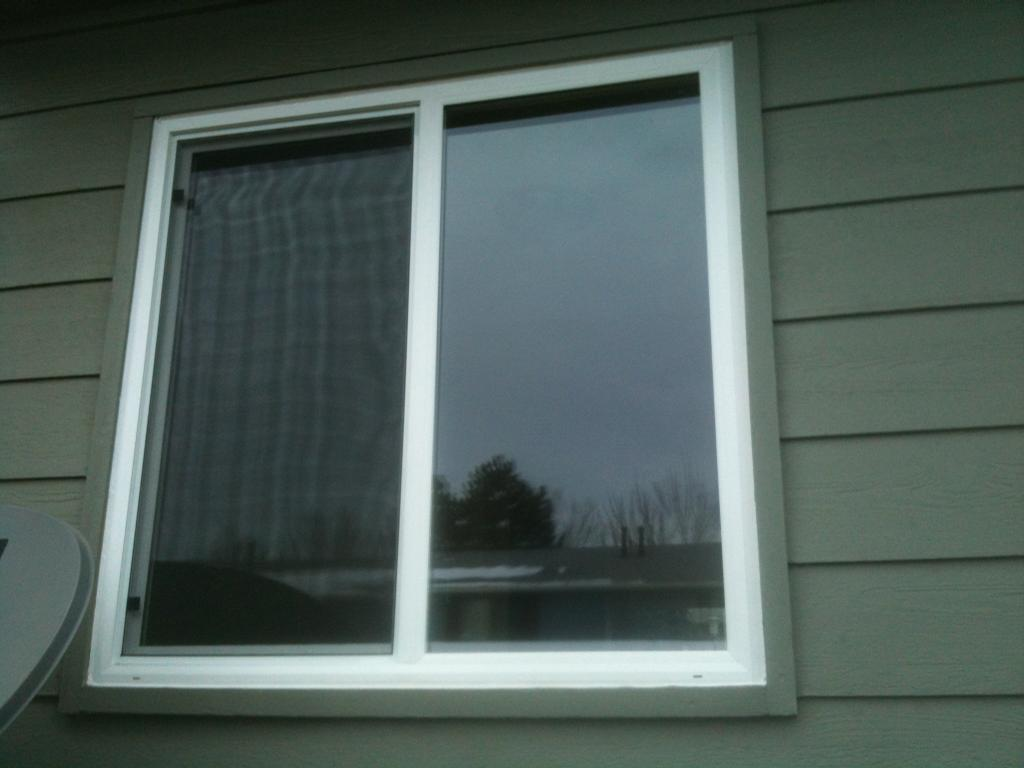 Vinyl windows mobile home windows vinyl replacement for Picture window replacement
