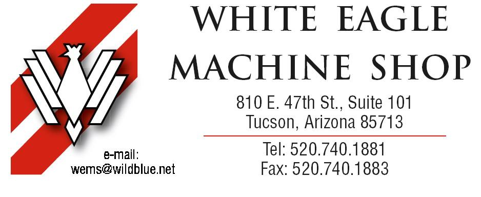 white machine shop