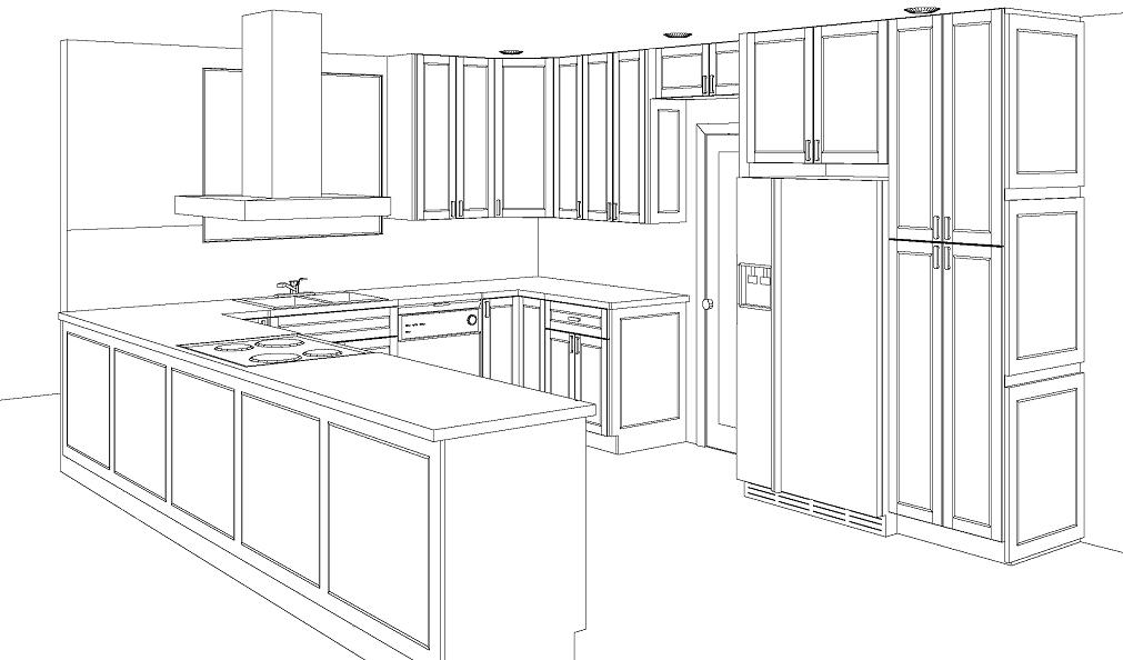 kitchen design sketch pictures of kitchen design sketches in a restaurant 583