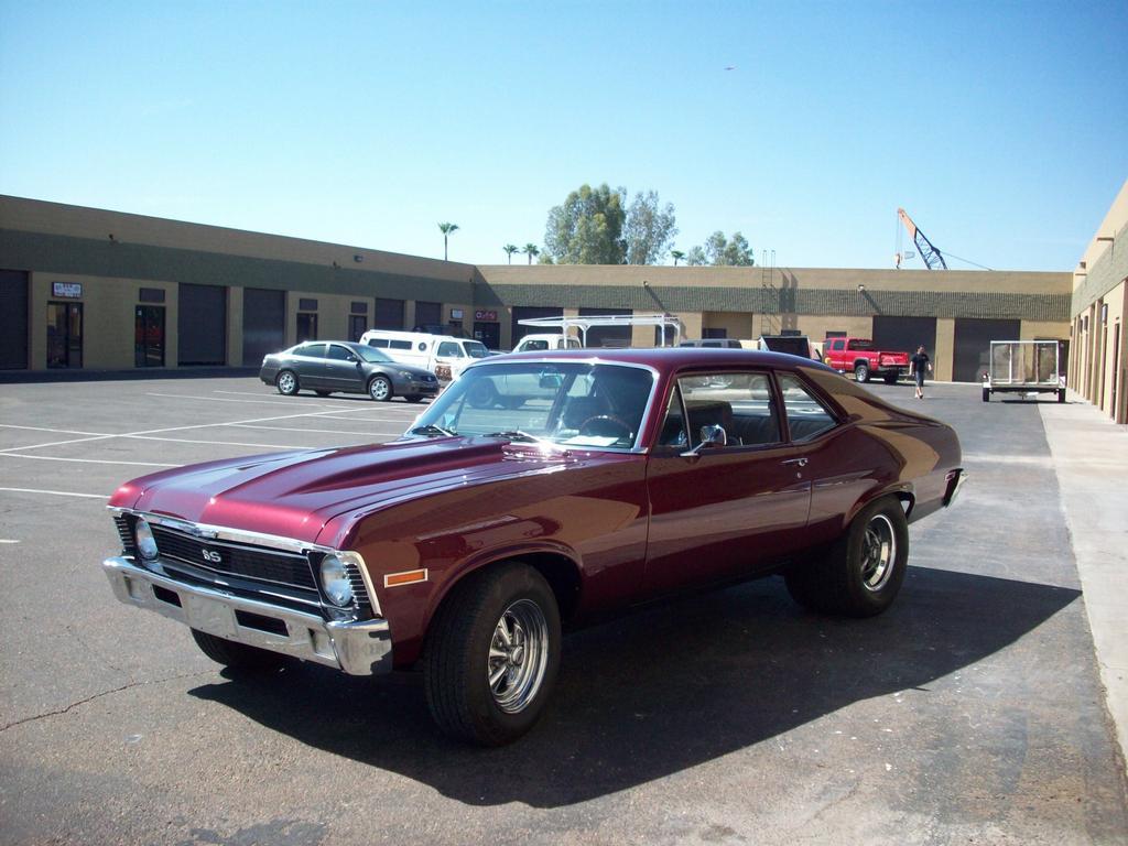 69 Nova From Scott Arnold Restoration In Mesa Az 85210