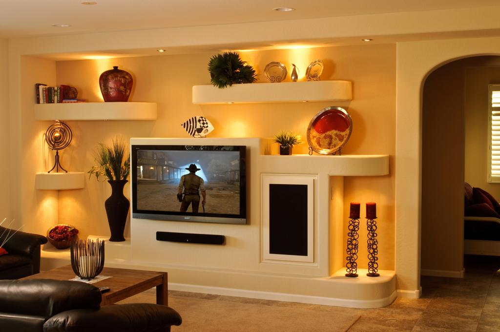 Drywall Built In Entertainment Centers Quotes