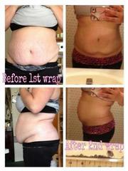 how to lose belly fat overnight plastic wrap