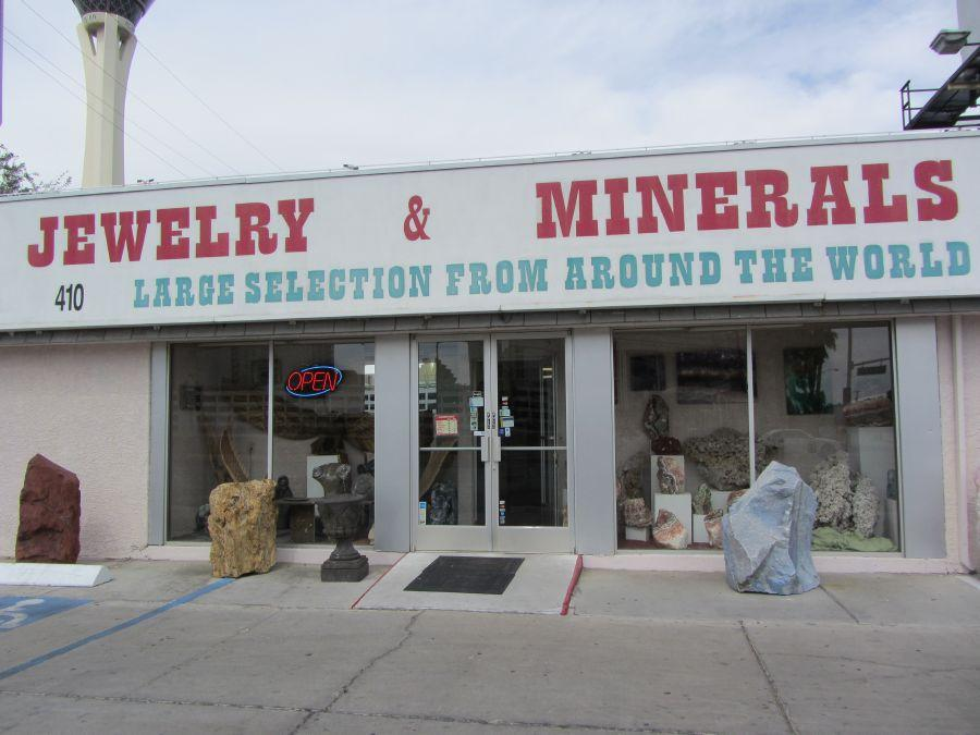 pictures for jewelry and mineral of las vegas in las vegas