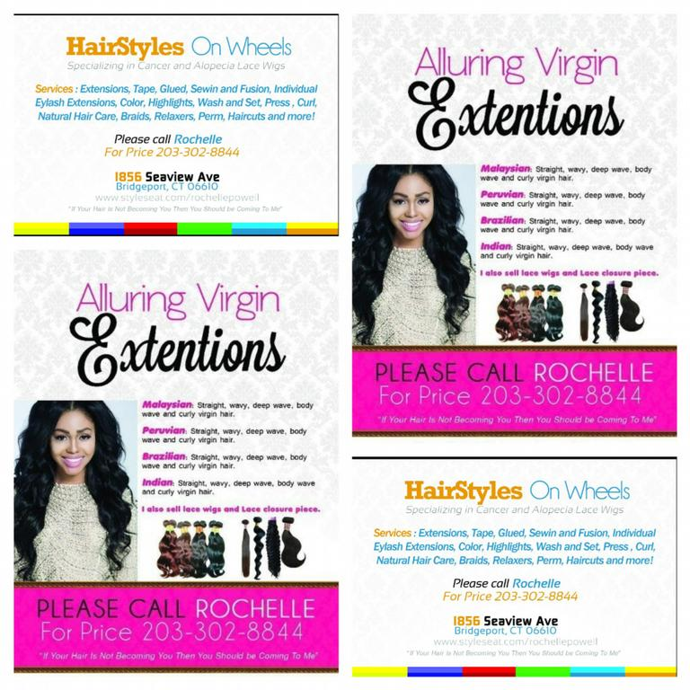 Flyers For Hair Extensions Flyers | www.gooflyers.com