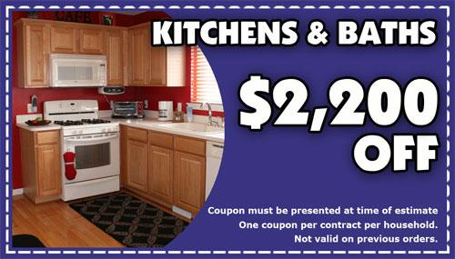 Kitchen and bath authority discount coupon