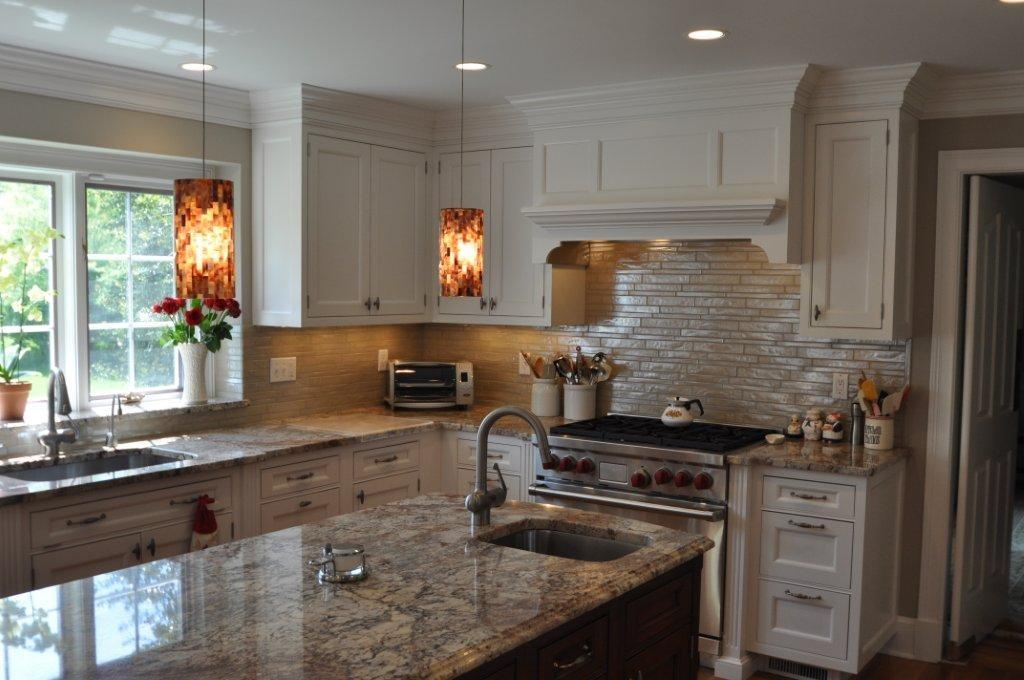 By New England Kitchen Design Center