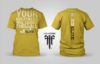 75393ead401aa2 NEW  Forever Fierce Tee-Shirt   20 - 631 Elite Wrestling in Islip ...