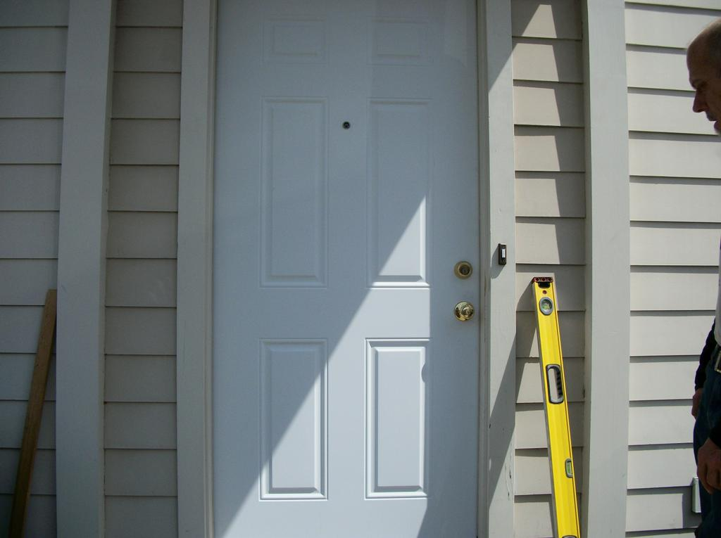 entry door installation instructions