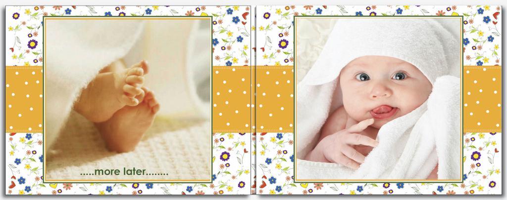 photobooks baby by tomatoprints