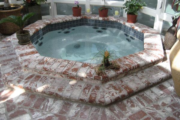 custom built jacuzzi san clemente from oc jacuzzi spa hot tub in lake forest ca 92630. Black Bedroom Furniture Sets. Home Design Ideas