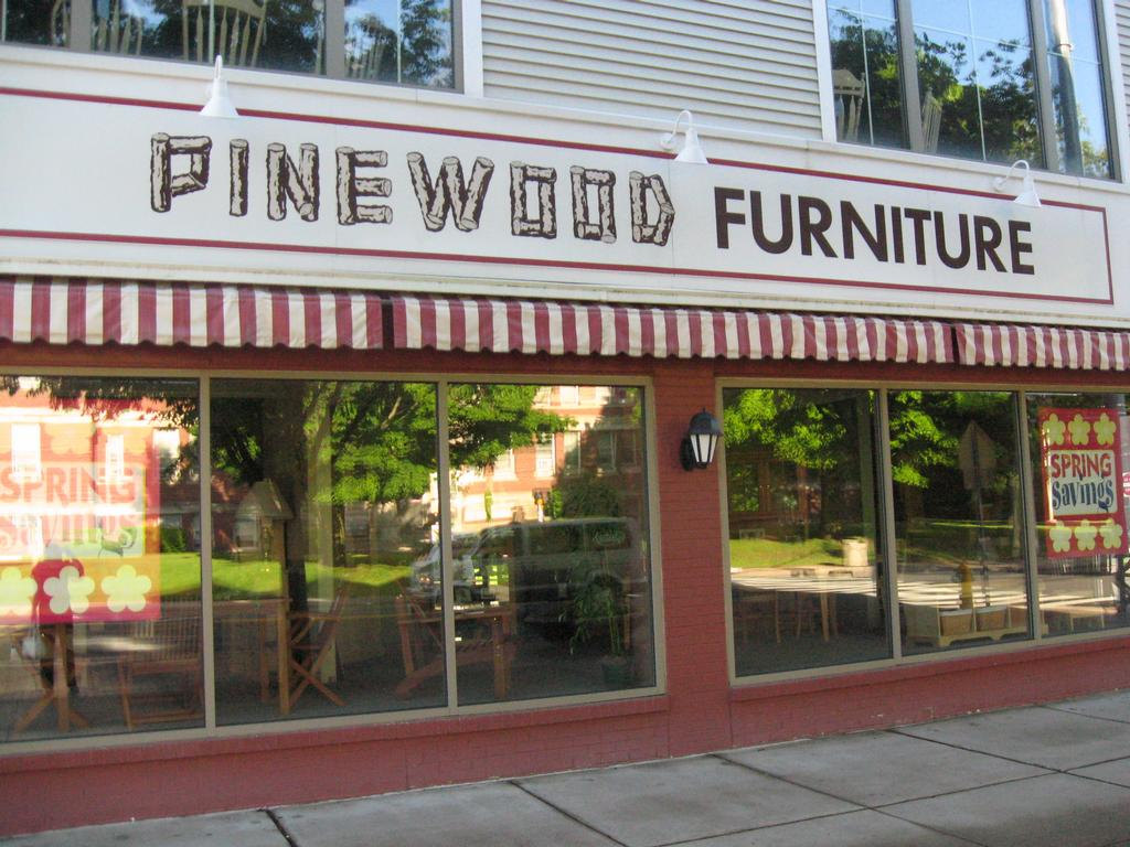 Pinewood Furniture Shops - Manchester CT 06040