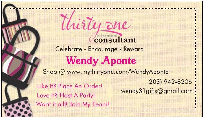 for Thirty e Gifts by Wendy Independent