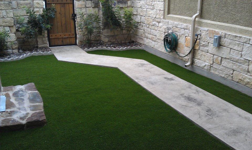 Limitless landscaping leander tx 78641 512 800 0385 for Home turf texas landscape design llc