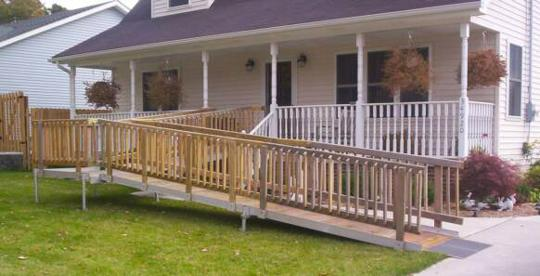 Plans For Wheelchair Ramps Residential