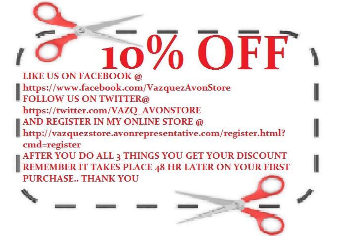 Avon Sales Flyer Template Datariouruguay