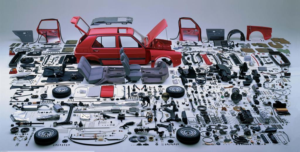 Car Detailing Supplies >> Car Parts Exploded from Junkyard Jungle in San Antonio, TX ...