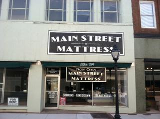 Main Street Mattress Farmville Va 23901 434 315 5554
