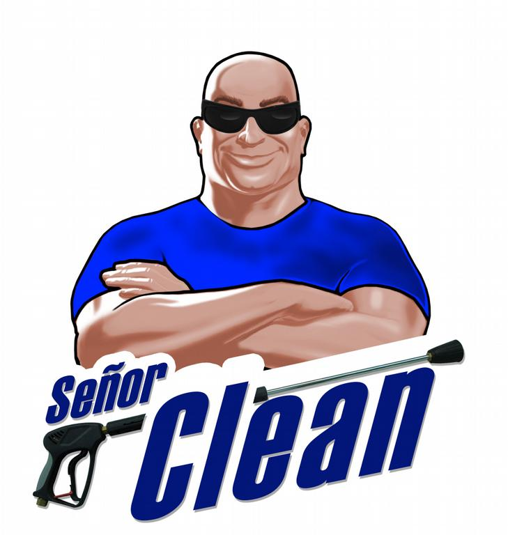 Senor Clean Logo 2 From Se 241 Or Clean In El Paso Tx 79932