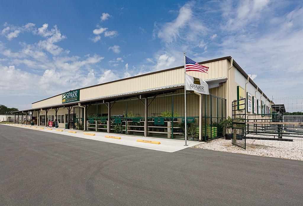 Sparr Building And Farm Supply Williston Fl