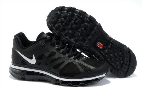 nike air max 2012 all black