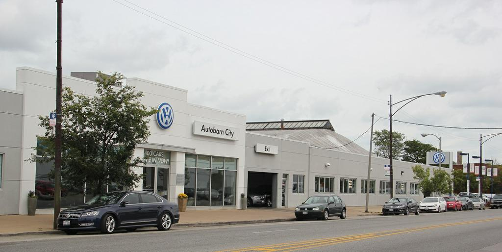 The Autobarn City Volkswagen - Chicago IL 60641 | 773-794-7800