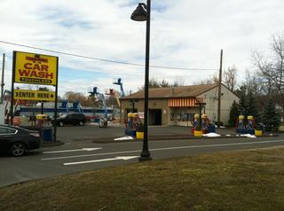 Top Hat Car Wash Danbury Ct