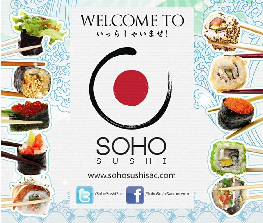 Soho Japanese Restaurant Coupons