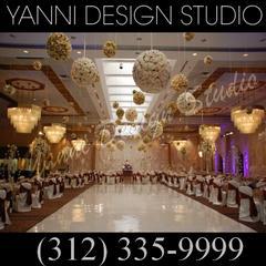 Wedding Decorator Chicago IL | Yanni Design Studio in Chicago, IL